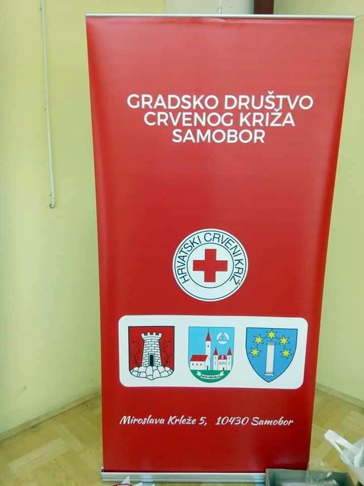 Dobrovoljno darivanje krvi - CK Samobor