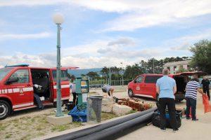 Eko-akcija čišćenja podmorja - Šilo, Krk