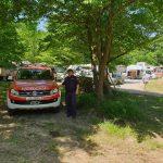 Osiguranje motocross utrke u Rakovom Potoku
