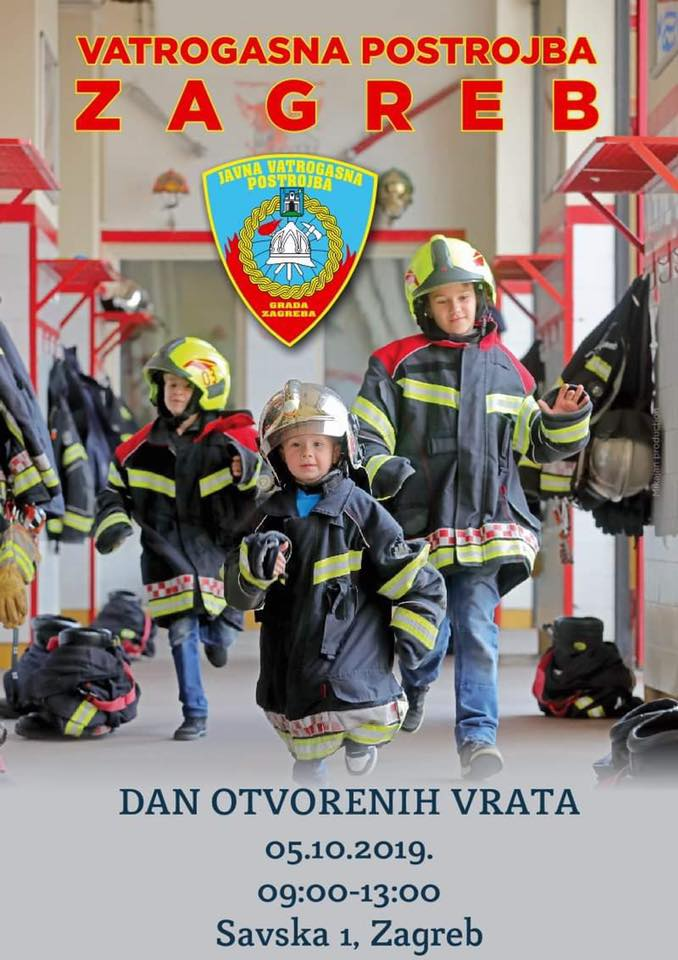 Dan otvorenih vrata - JVP Zagreb