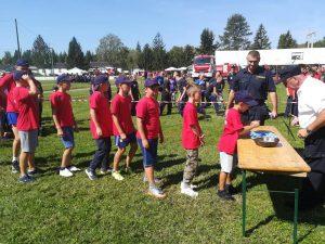 Županijsko vatrogasno natjecanje djece i mladeži