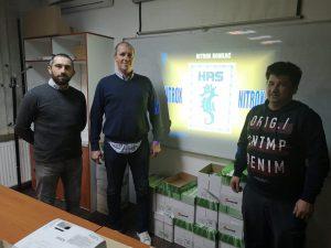 NITROX Ronilački tim DVD-a Stupnik