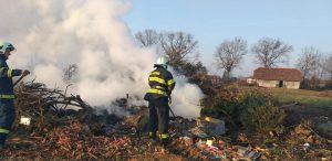 Požar smeća - DVD Stupnik