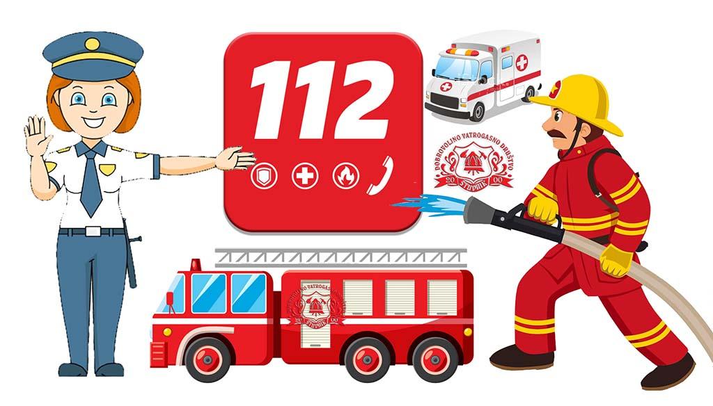 Dan jedinstvenog europskog broja za hitne službe 112