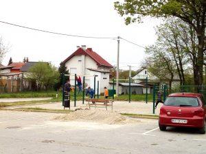 Fitness park kraj DVD-a Stupnik