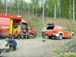 Obuka za rad motornom pilom u vatrogastvu 2018.