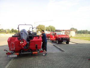 Vatrogasna karavana Sava 2017.