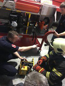 DVD Stupnik - vježba: hidraulika i pneumatika u vatrogastvu