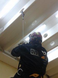 Visinske vježbe Operativne postrojbe DVD-a Stupnik