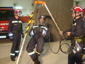 Odjeljenje za spašavanje iz dubina i s visina DVD-a Stupnik