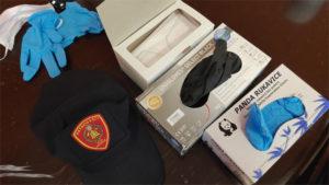 Medicinske maskice i rukavice za zaštitu od COVID-19 u DVD Stupnik