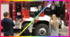 Vatrogasni kamion - najdraža