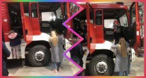"""Vatrogasni kamion - najdraža """"igračka"""" najmlađima"""