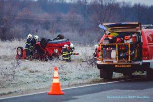 Prometna nezgoda Gornjostupnička