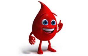 Daruj krv - spasi život!