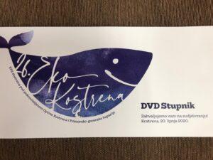 DVD Stupnik na Eko akciji