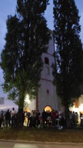 Prva misa uz zvuke novog zvona u kapelici sv. Benedikta u Stupniku