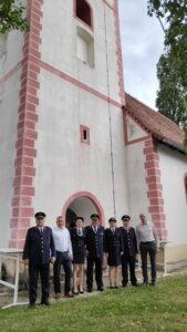 DVD Stupnik na prvoj misi uz zvuke novog zvona u kapelici sv. Benedikta u Stupniku