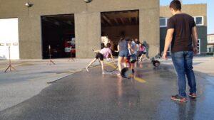 Prve vježbe s djecom DVD-a Stupnik nakon korone