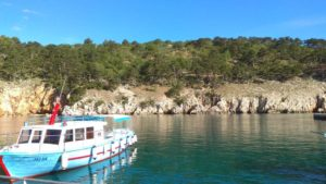 Vrbnička plaža - Otok Krk