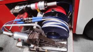 Hidraulični alat DVD-a Stupnik - škare i razupirač