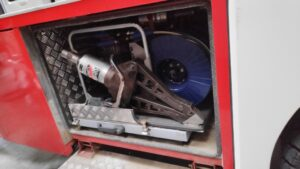 Hidraulični razupirač DVD-a Stupnik