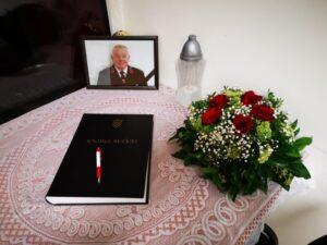 3. godišnjica preranog odlaska našeg osnivača i prvog predsjednika DVD-a Stupnik – g. Ivana Klemenčić