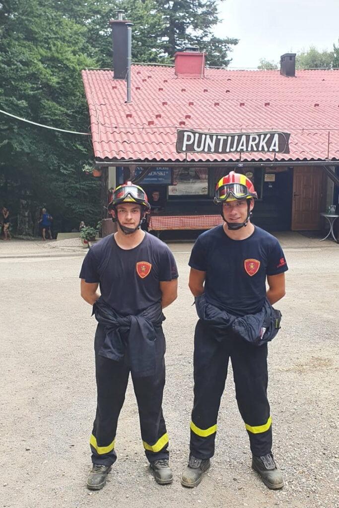 3. uspon u spomen na Kornatske vatrogasce 2020.